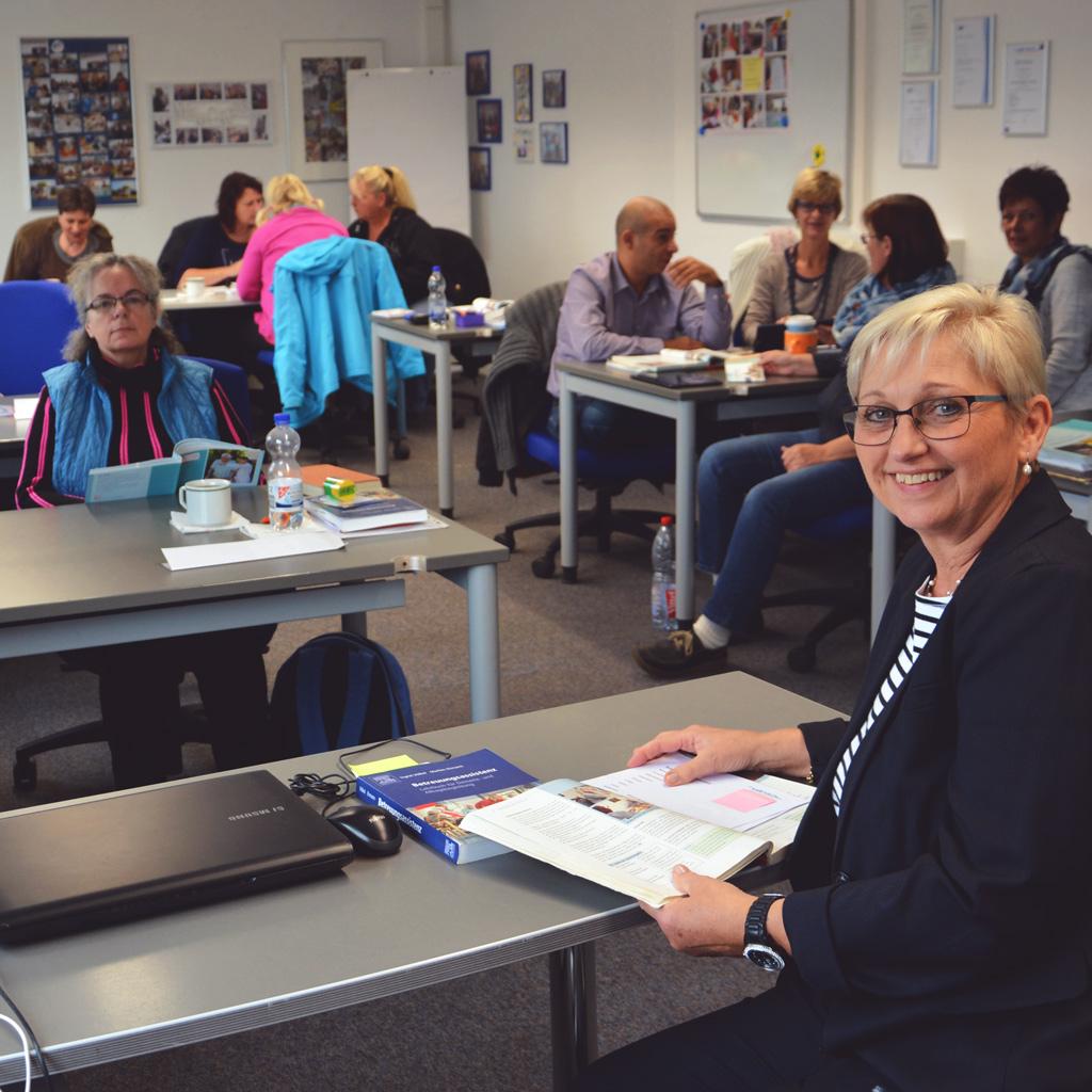 Qualifikation Betreuungsassistent in Kassel